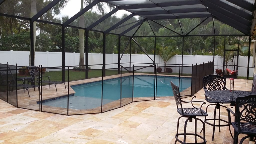 5 important benefits of pool screen enclosures for Inground pool enclosure prices