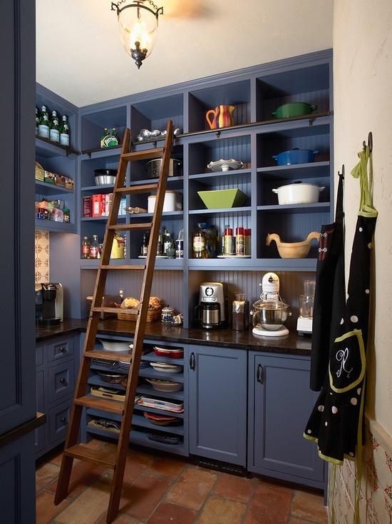 32 Custom Built In Chef S Pantry Ideas Amp Designs Photos