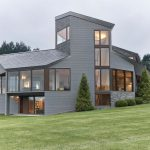 TsAO & McKOWN Design View-Optimized Masterpiece Home in Alford, Massachusetts