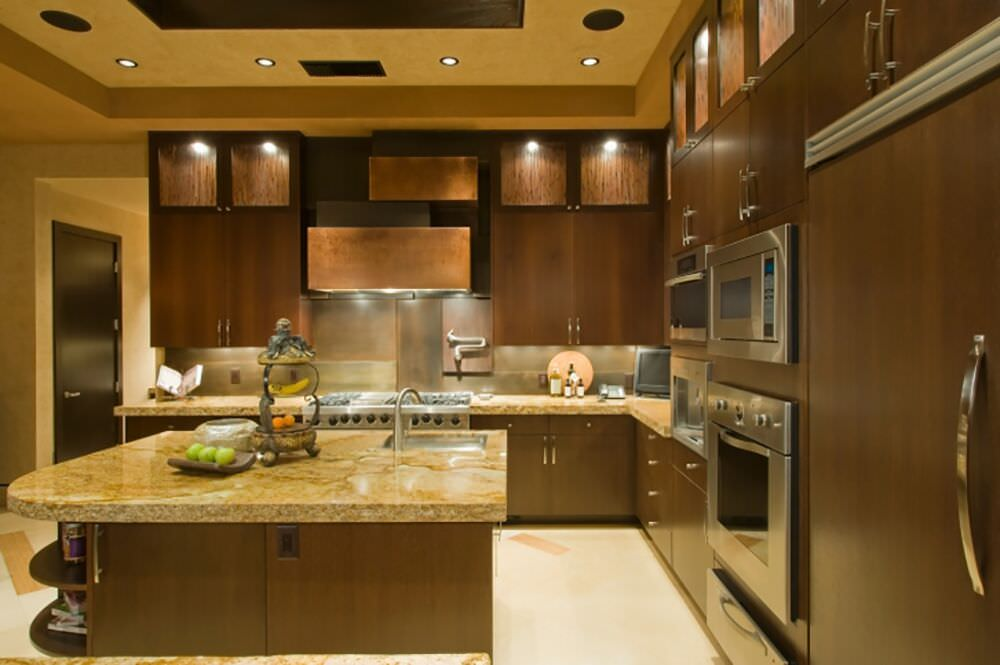 22 - Kitchens with Double Wall Ovens