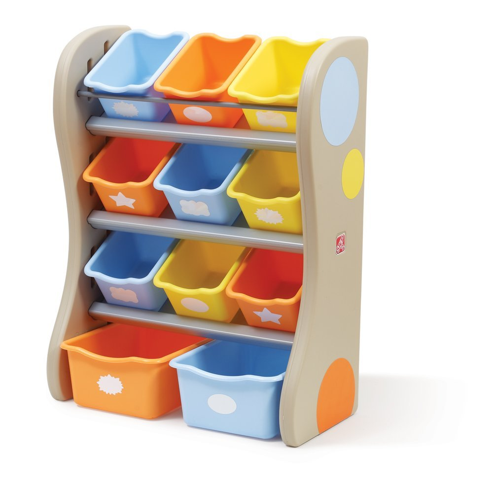 Toy Bin Organizer Kids Childrens Storage Box Playroom: 10 Types Of Toy Organizers For Kids Bedrooms And Playrooms