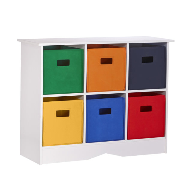 4way Cubbie Toy Organizer