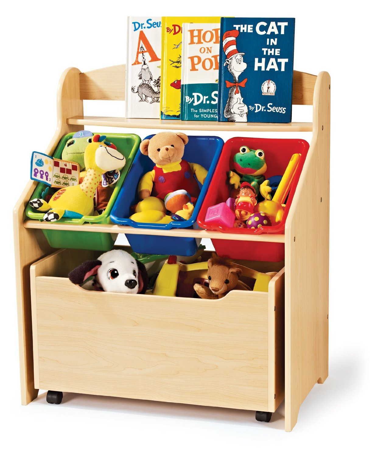 9am-big toy organizer  sc 1 st  Home Stratosphere & 10 Types of Toy Organizers for Kids Bedrooms and Playrooms
