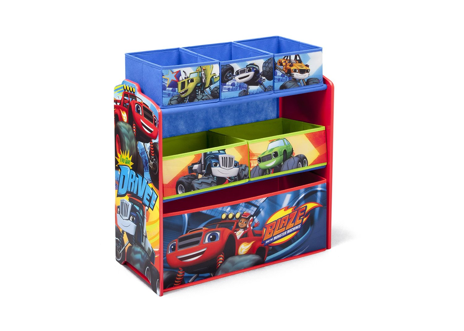 10am-Cars Toy Organizer