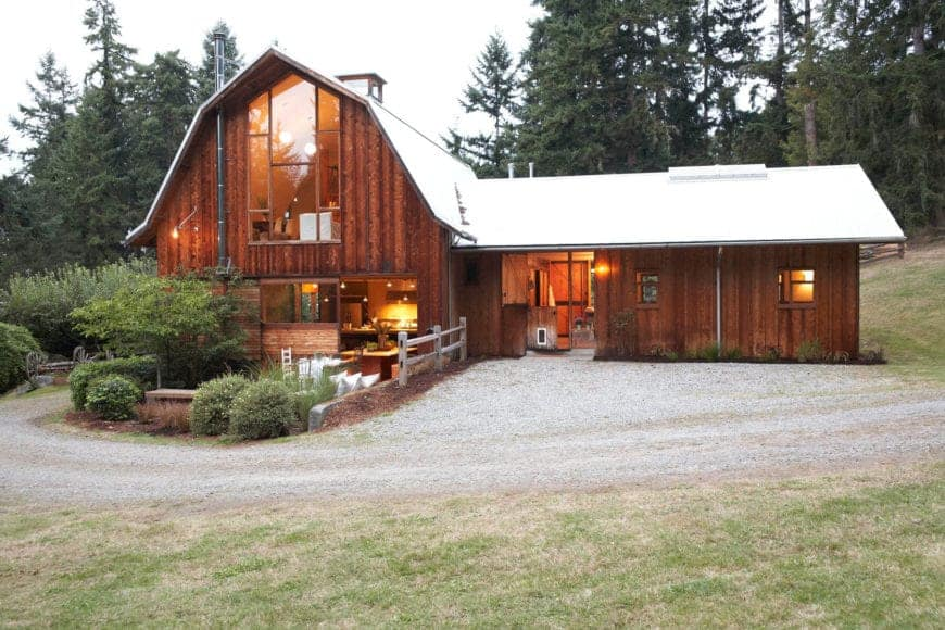 20 Rustic Style Homes Exterior And Interior Examples
