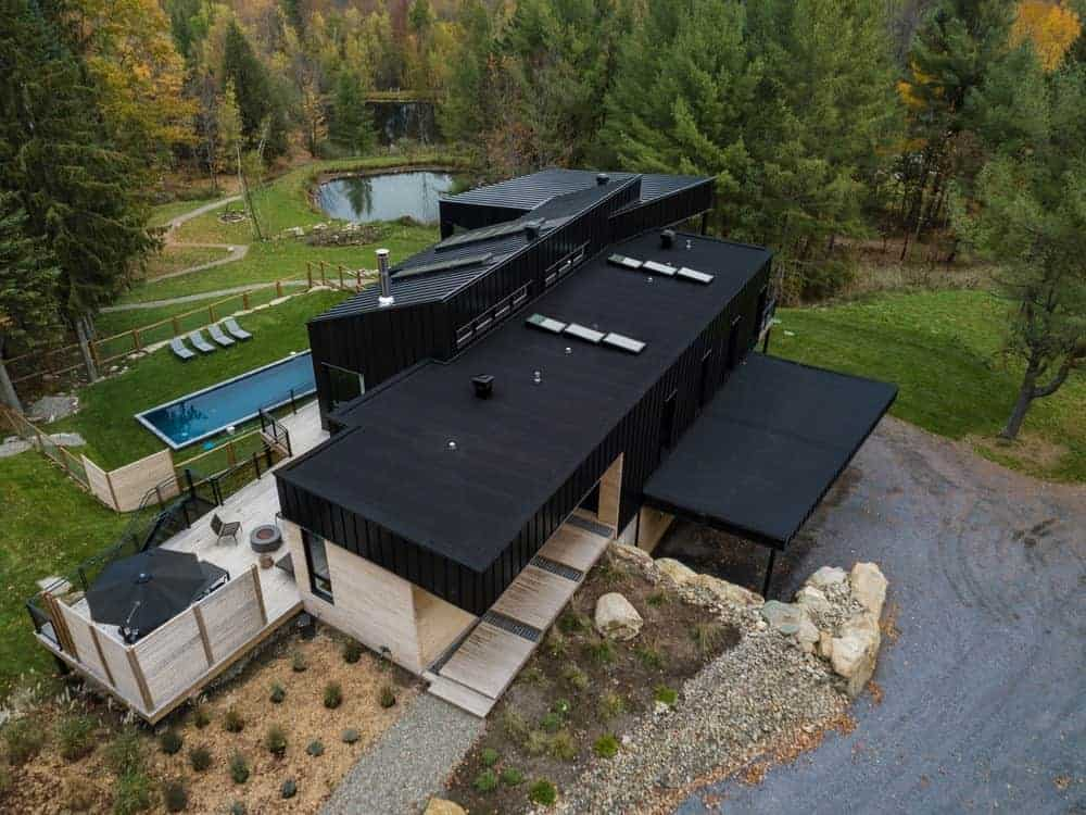 Playful Rural House by Tux Creative
