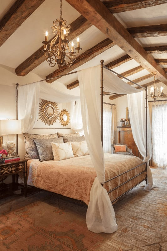 Master Bedroom Featuring Tuftex Carpet By Shaw Floors: 70 Southwestern Master Bedroom Ideas (Photos