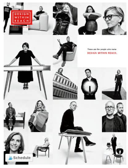 Design Within Reach catalog cover