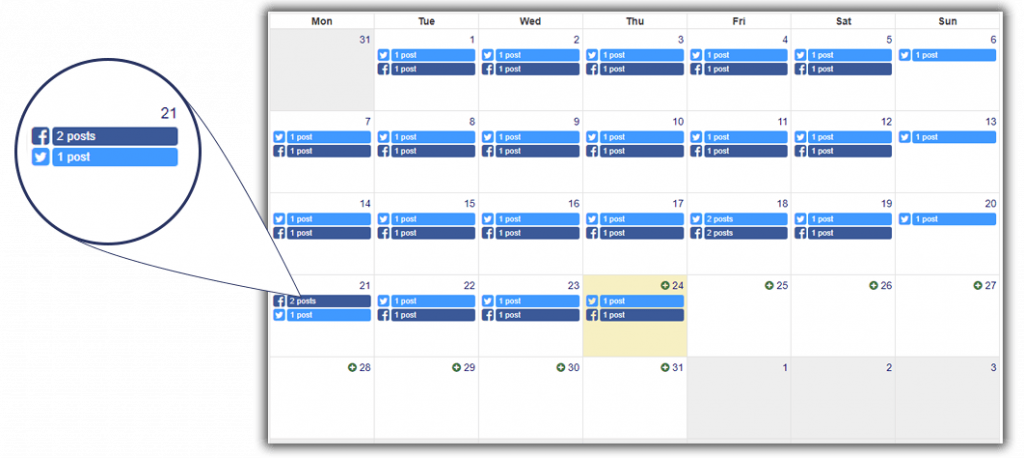 Homesync Calendar