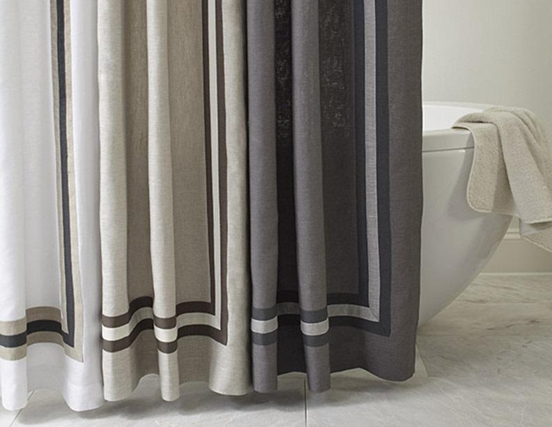 Bath Shower Curtains Torino Home Treasures