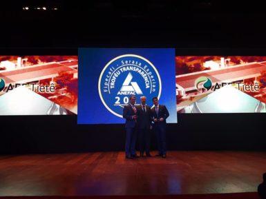 AES Tietê é novamente considerada uma das empresas mais transparentes do mercado
