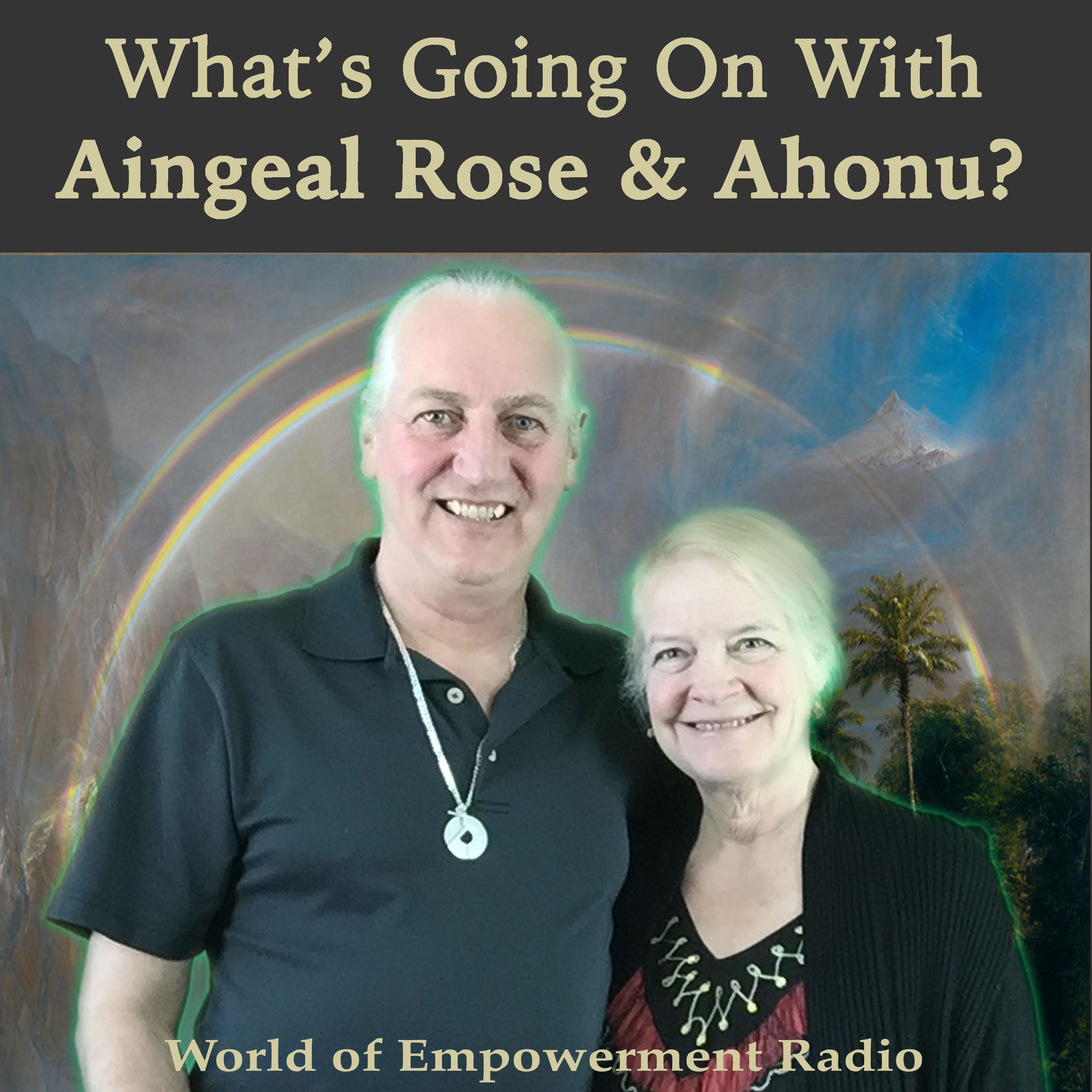 Whats Going On With Aingeal Rose and Ahonu