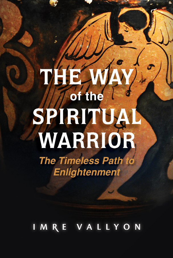 Imre Vallyon's book on the The Honest-to-God Series with Ahonu & Aingeal Rose