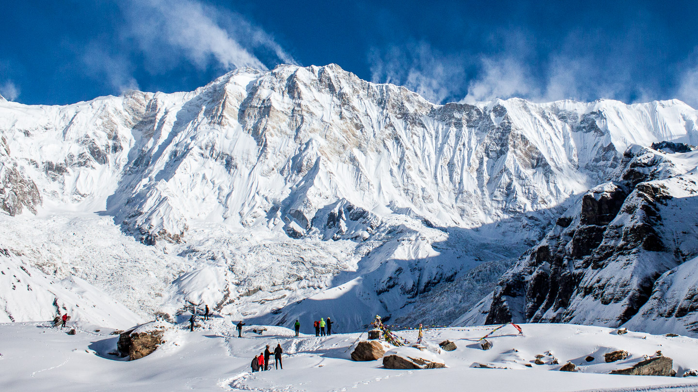 Everything about Annapurna Base Camp Trek Region