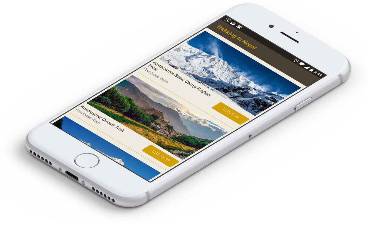 honeyguide mobile app