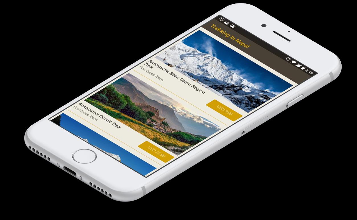 honeyguide mobile app