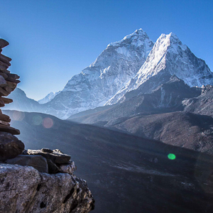 Everest Three Passes Trek with Everest Base Camp