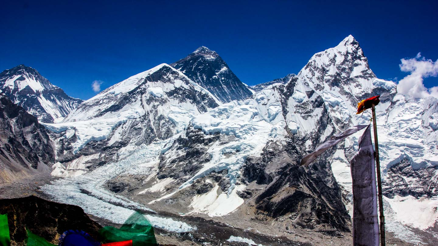 Everything about the Everest Base Camp Trek