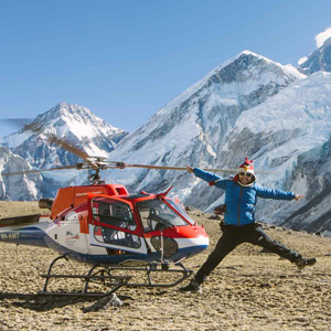 Book Treks and Heli Tours in Everest
