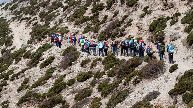 Trekking in Nepal- A Checklist :)