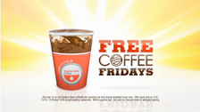 Free Coffee Fridays