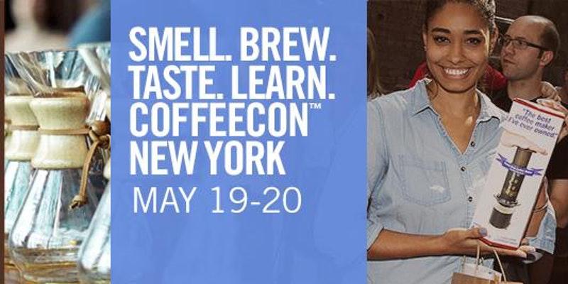 CoffeeCon NYC 2018