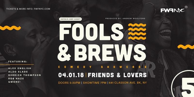 Fools & Brews