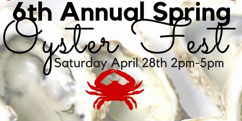 Brooklyn Crab's 6th Annual Spring Oyster Fest