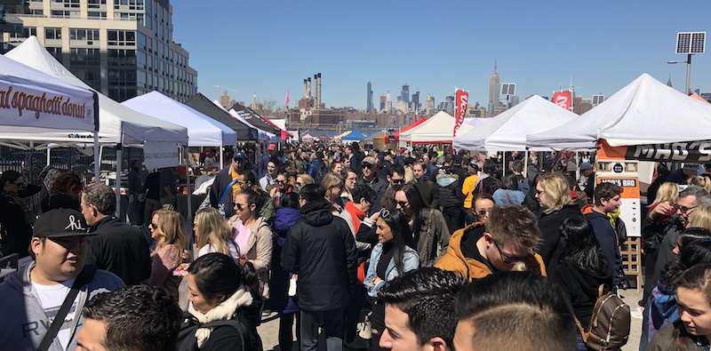 Smorgasburg (Williamsburg)