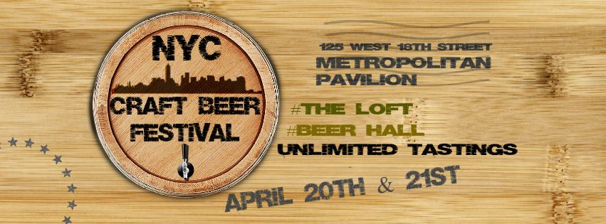 NYC Craft Beer Festival (Session One)
