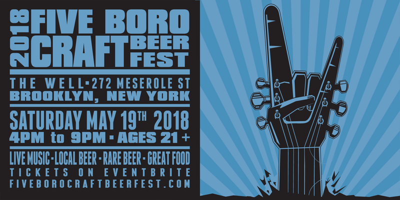 5th Annual Five Boro Craft Beer Fest