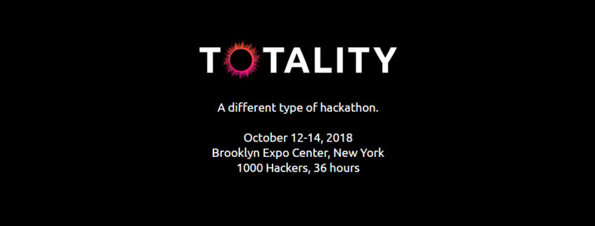 Totality Hackathon