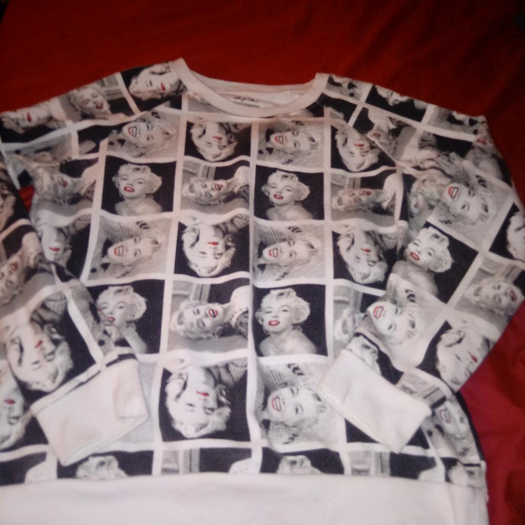 Marilyn sweatshirt