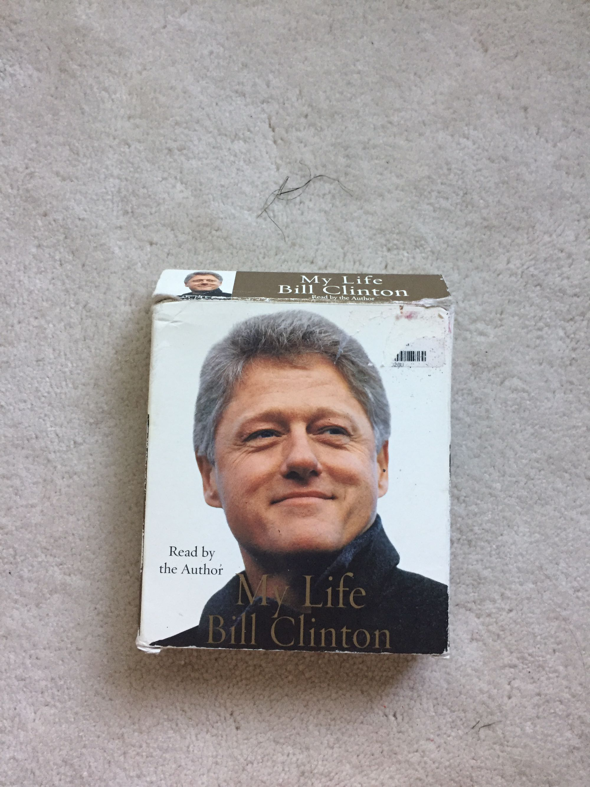 My Life by Bill Clinton audio book