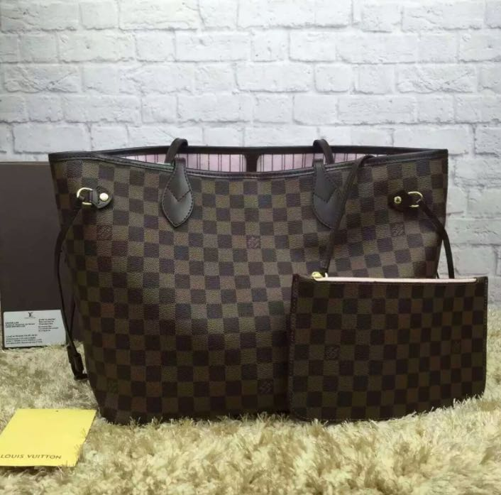 Tote Shopping Bag by LV