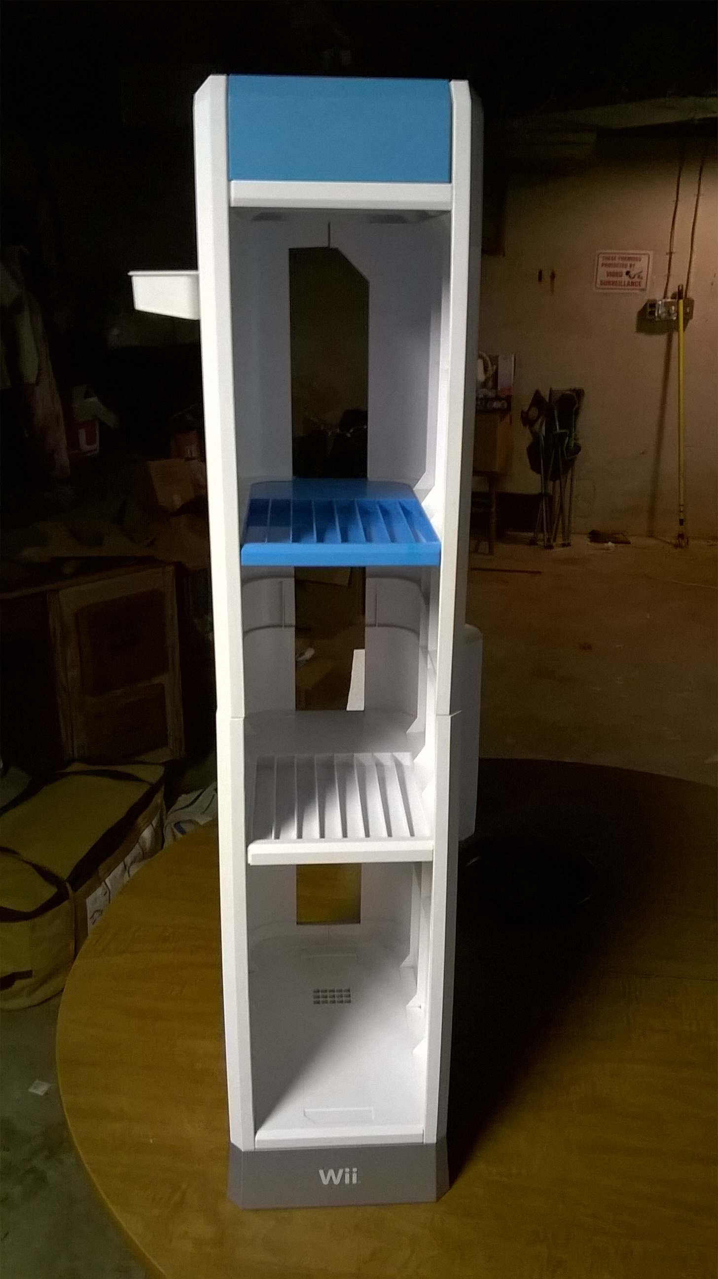 Wii Gaming Station Console