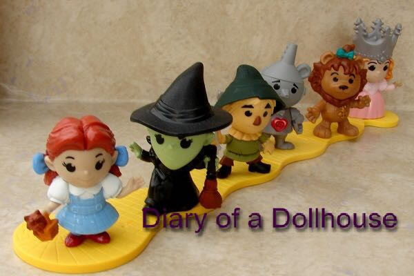 Looking for Wizard of Oz McDonald toys