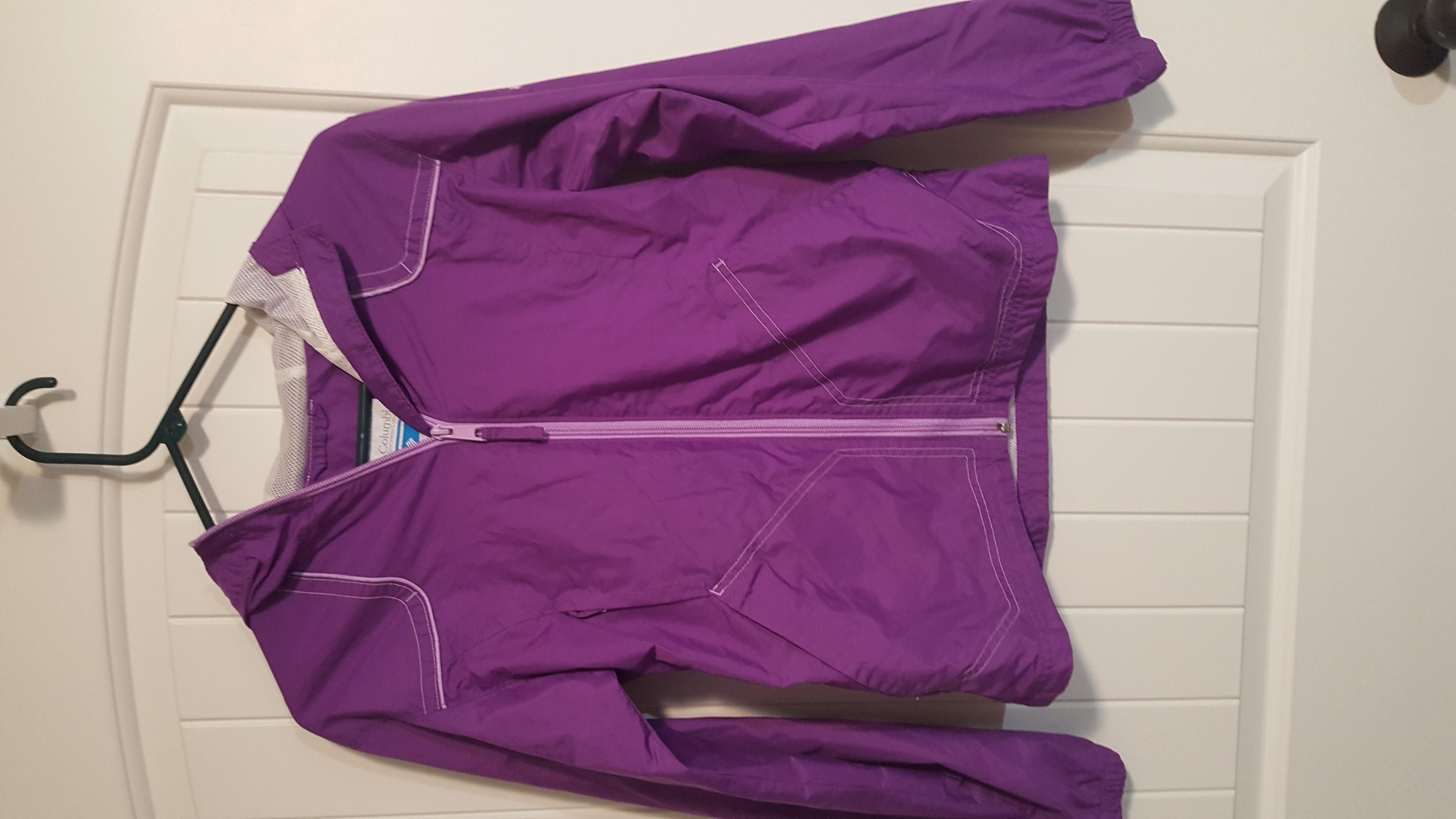 Girls sz 14 Columbia jacket