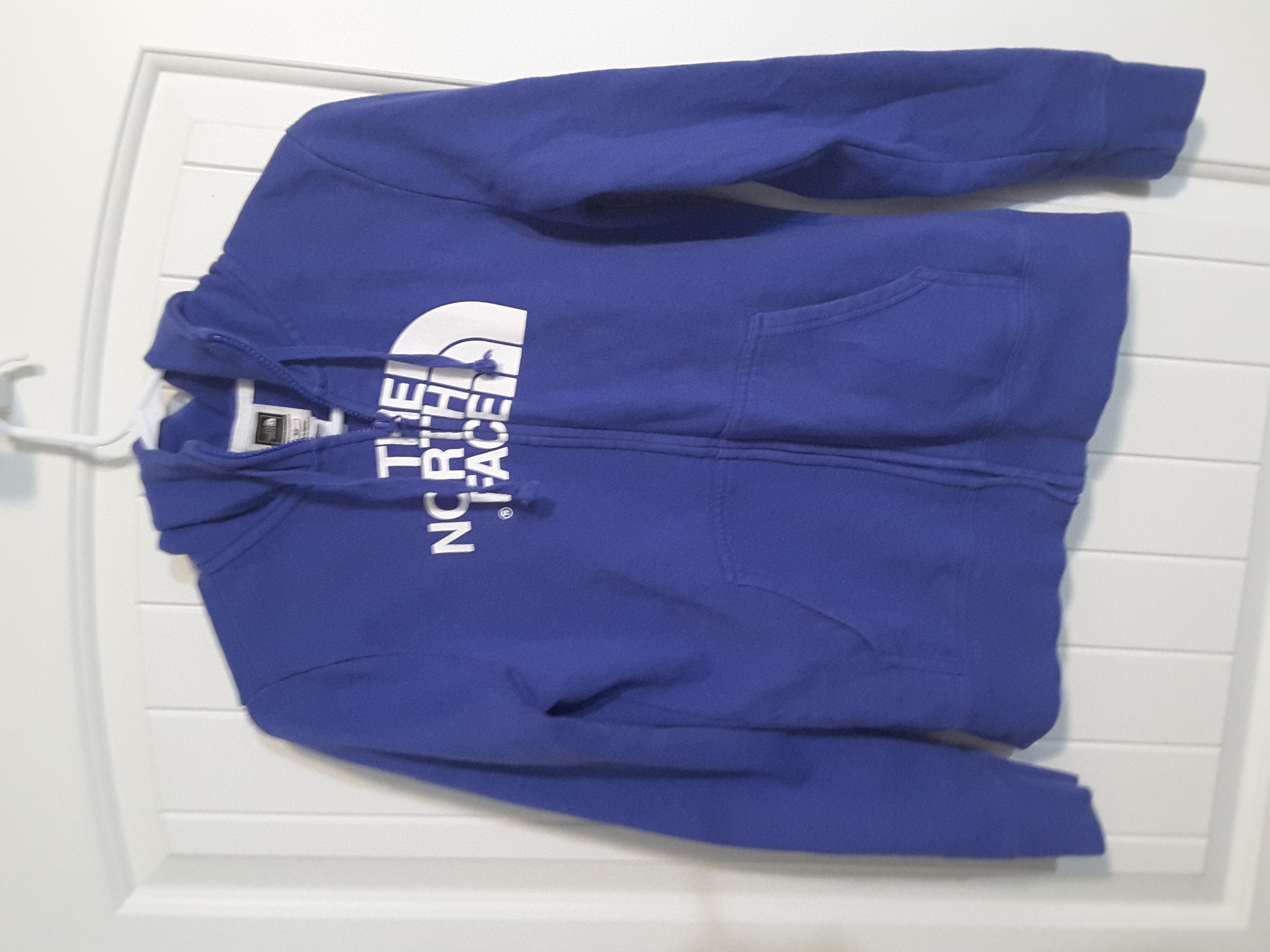 Sz small North Face zip up hoodie