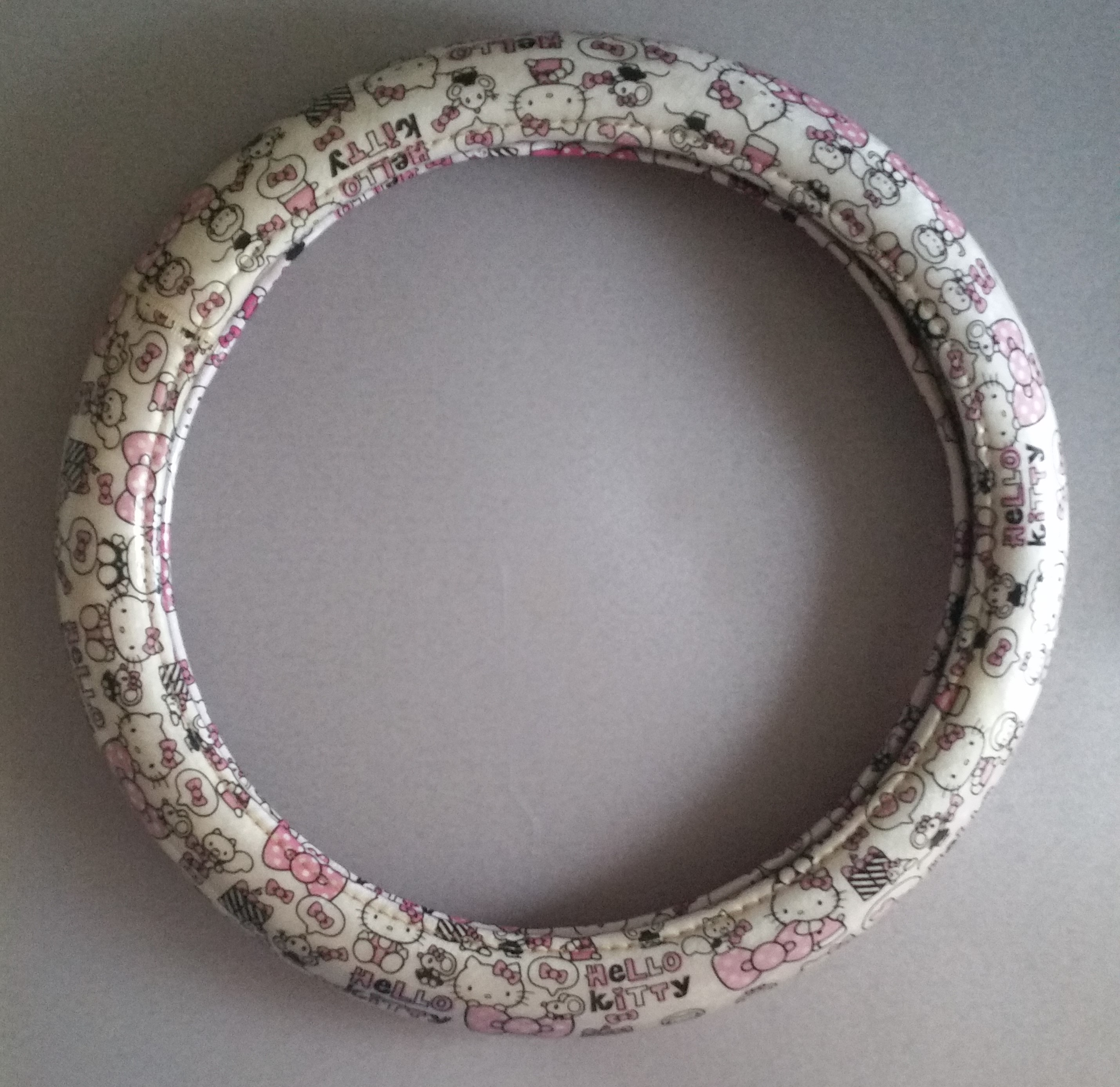 081700431 Pre-Owned Steering Wheel Cover for compact cars - $10