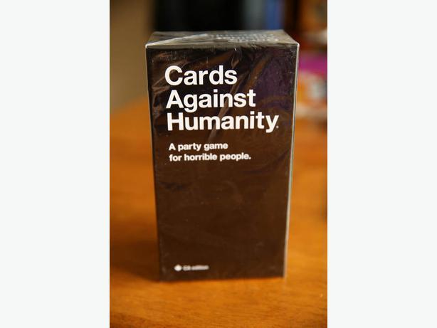 Brand New 'Cards Against Humanity' Game, Canadian edition