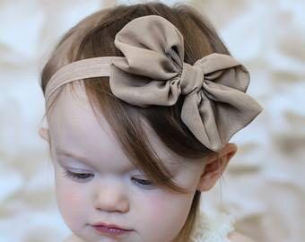 Adorable Chiffon Bow Headbands