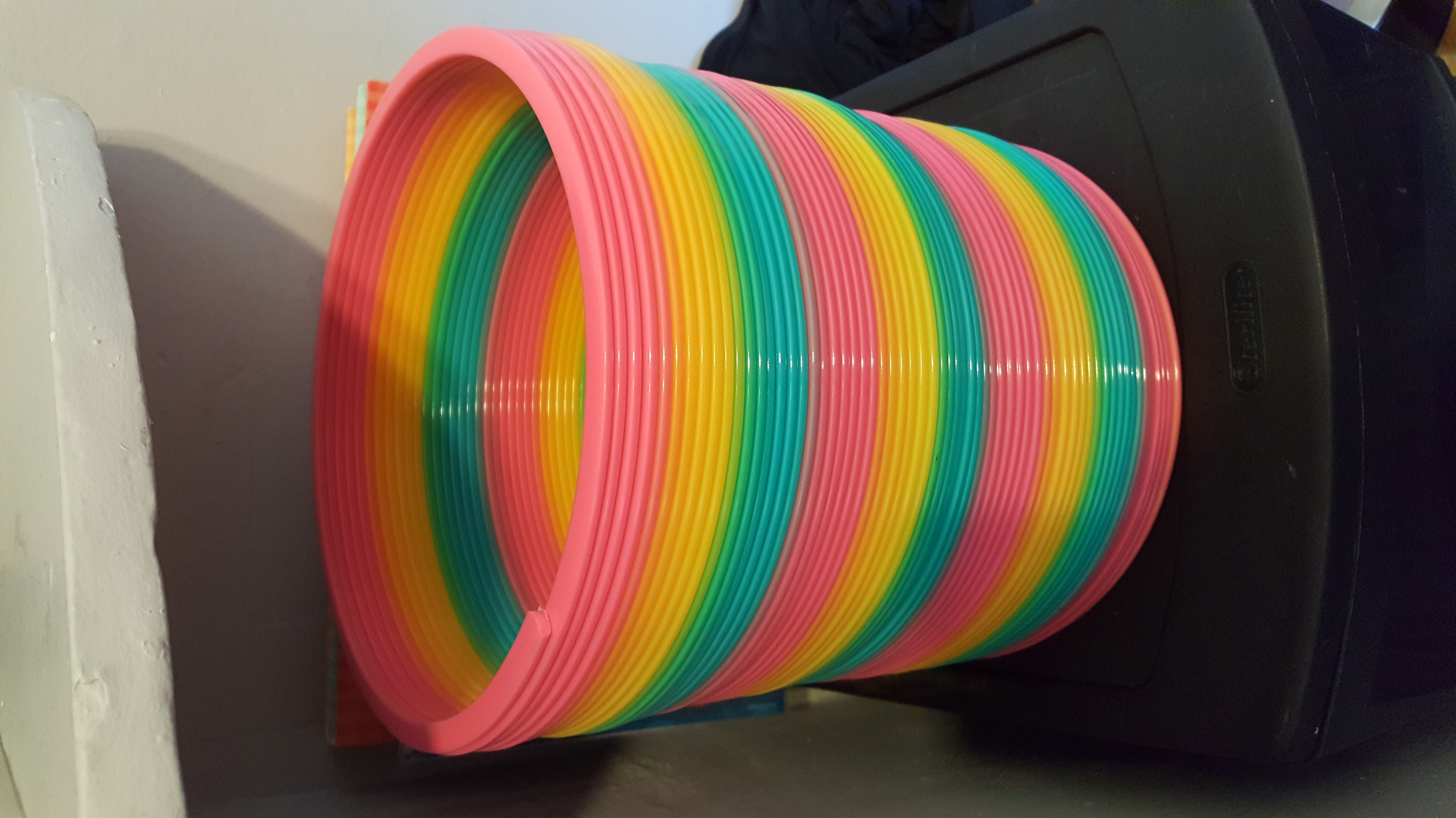 This Slinky is Huge *** I call it worlds biggest SLINKY $15.00