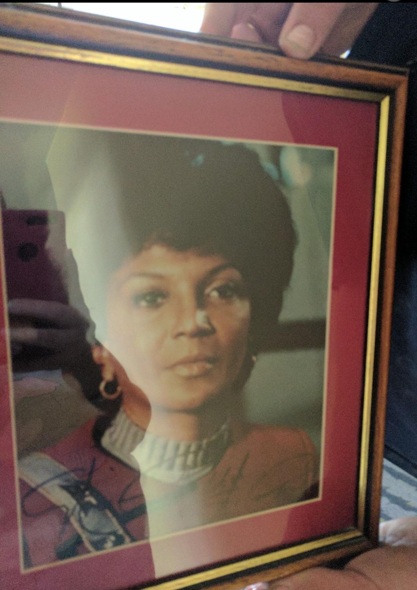 Star Trek Signed Photographs