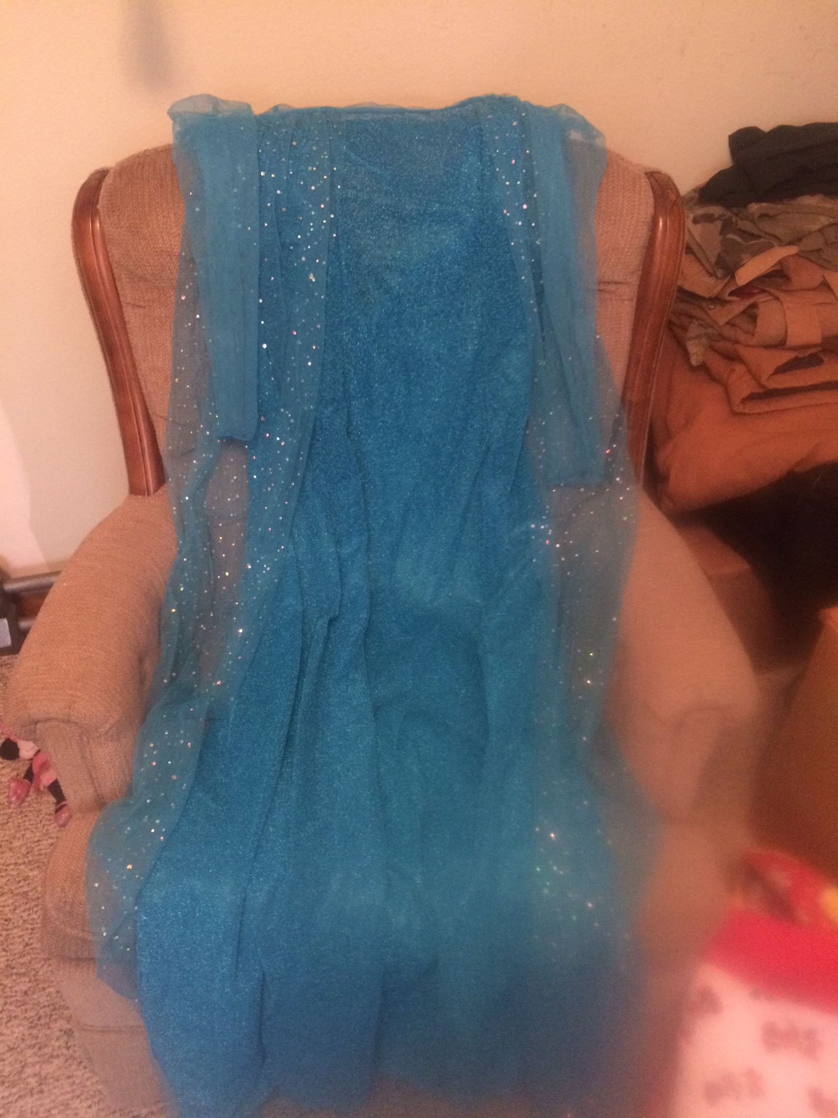 Medium size Elsa dress