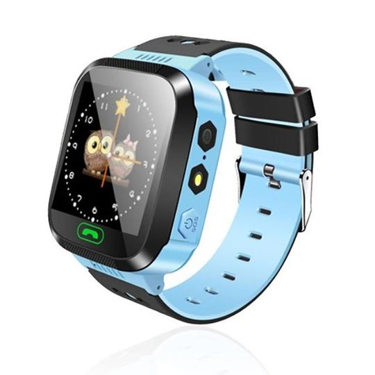 Smart Watch Touch Screen Locator Tracker With Remote Camera For KIDS