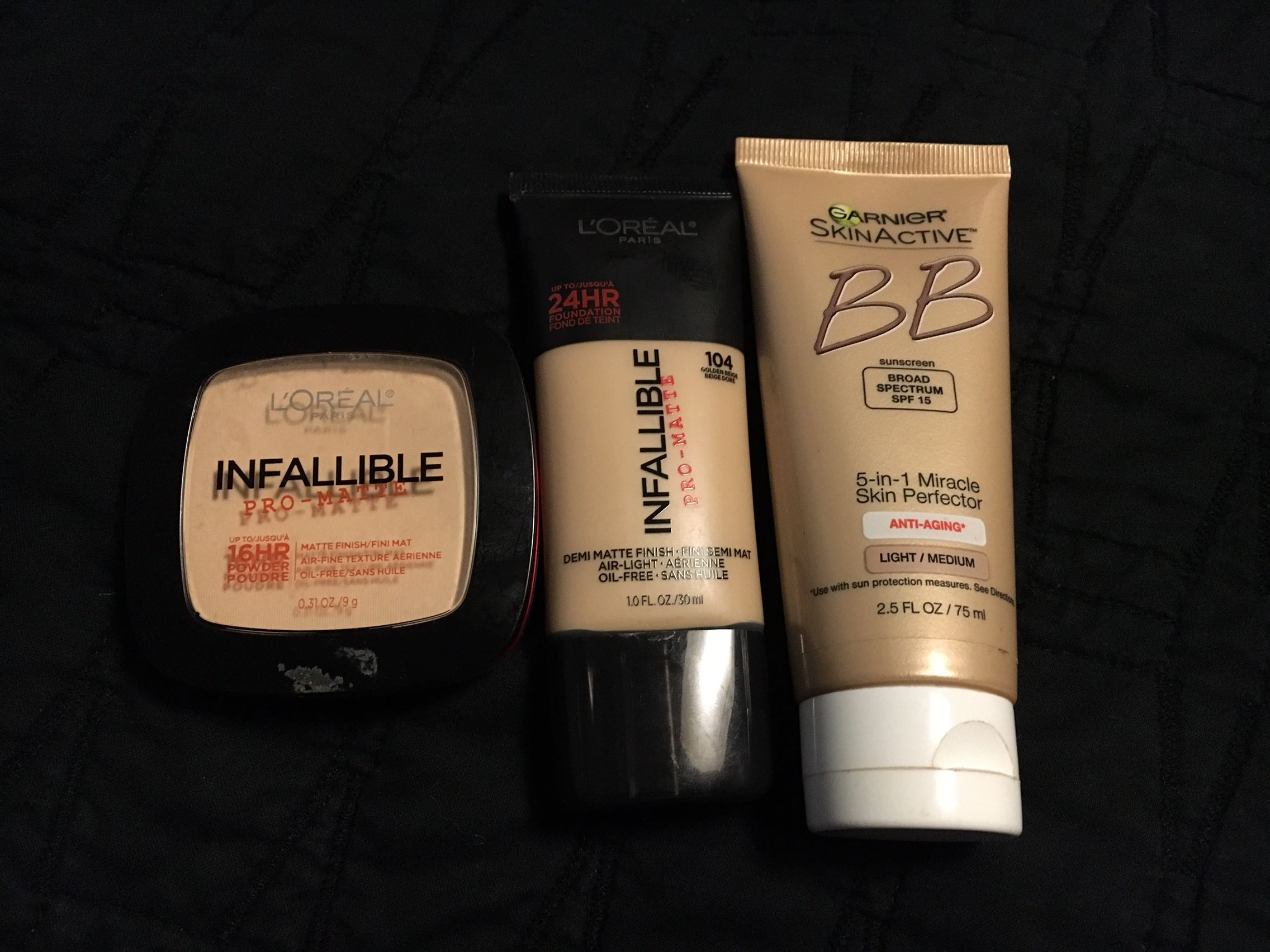 L'Oréal makeup and BB cream