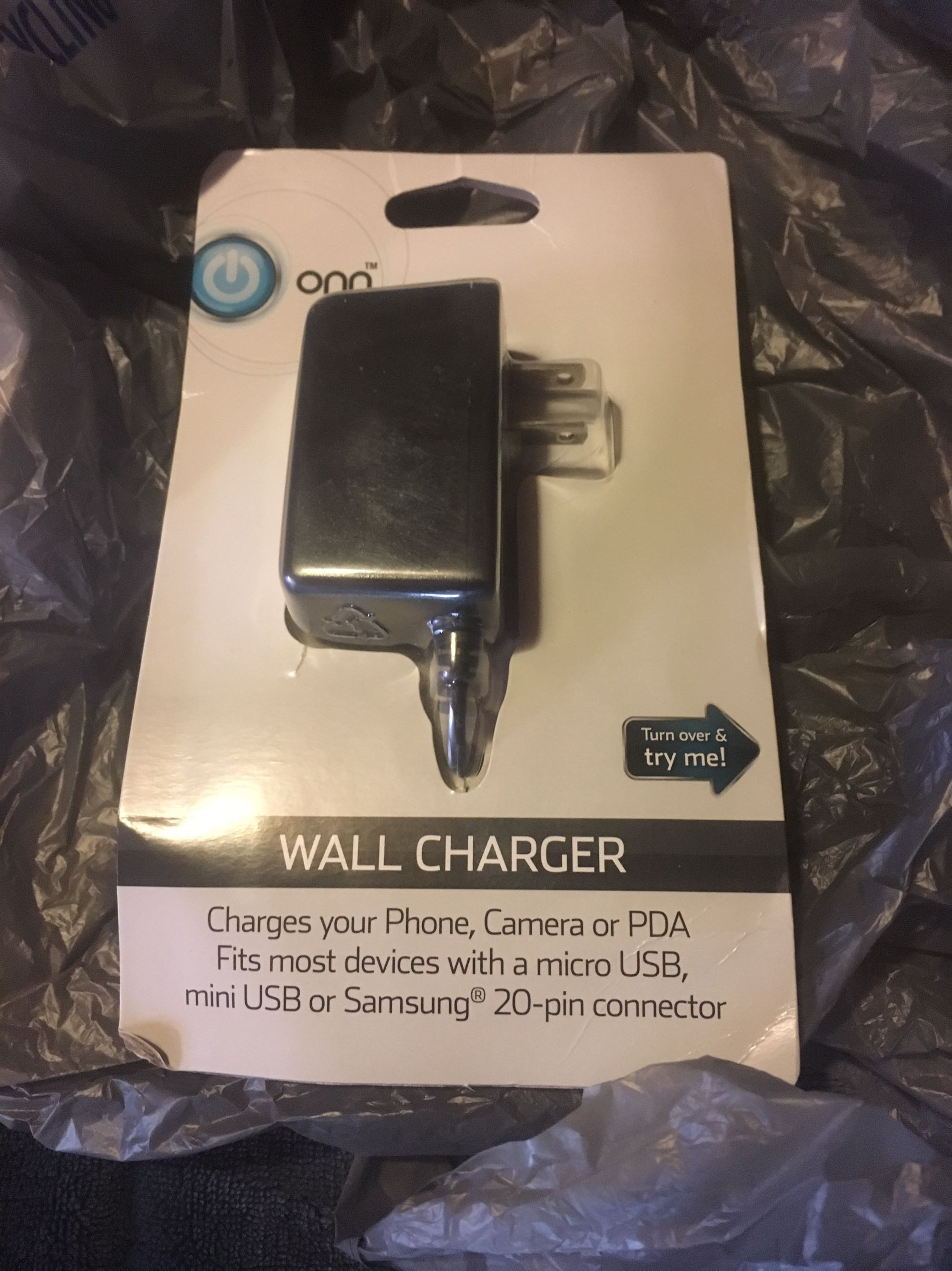 Multi-Use Charger