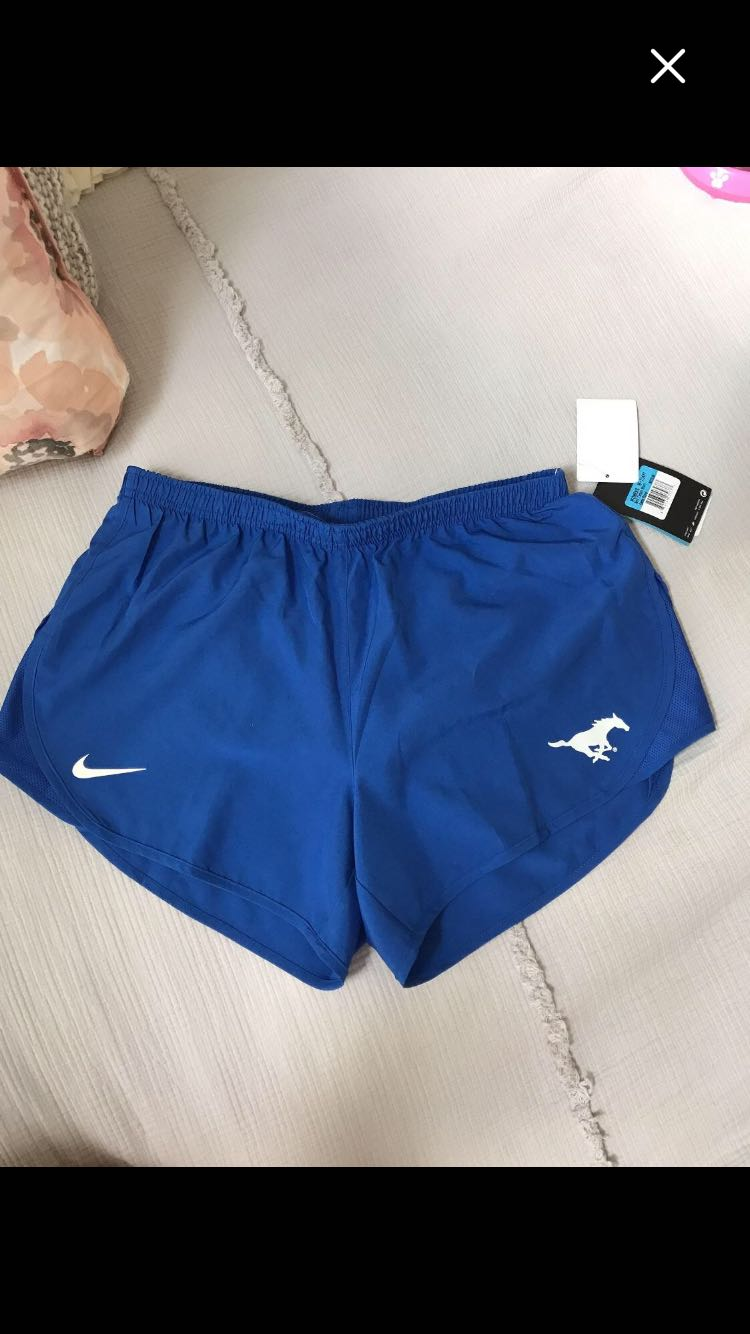 NWT Nike medium shorts with built in liner. $10