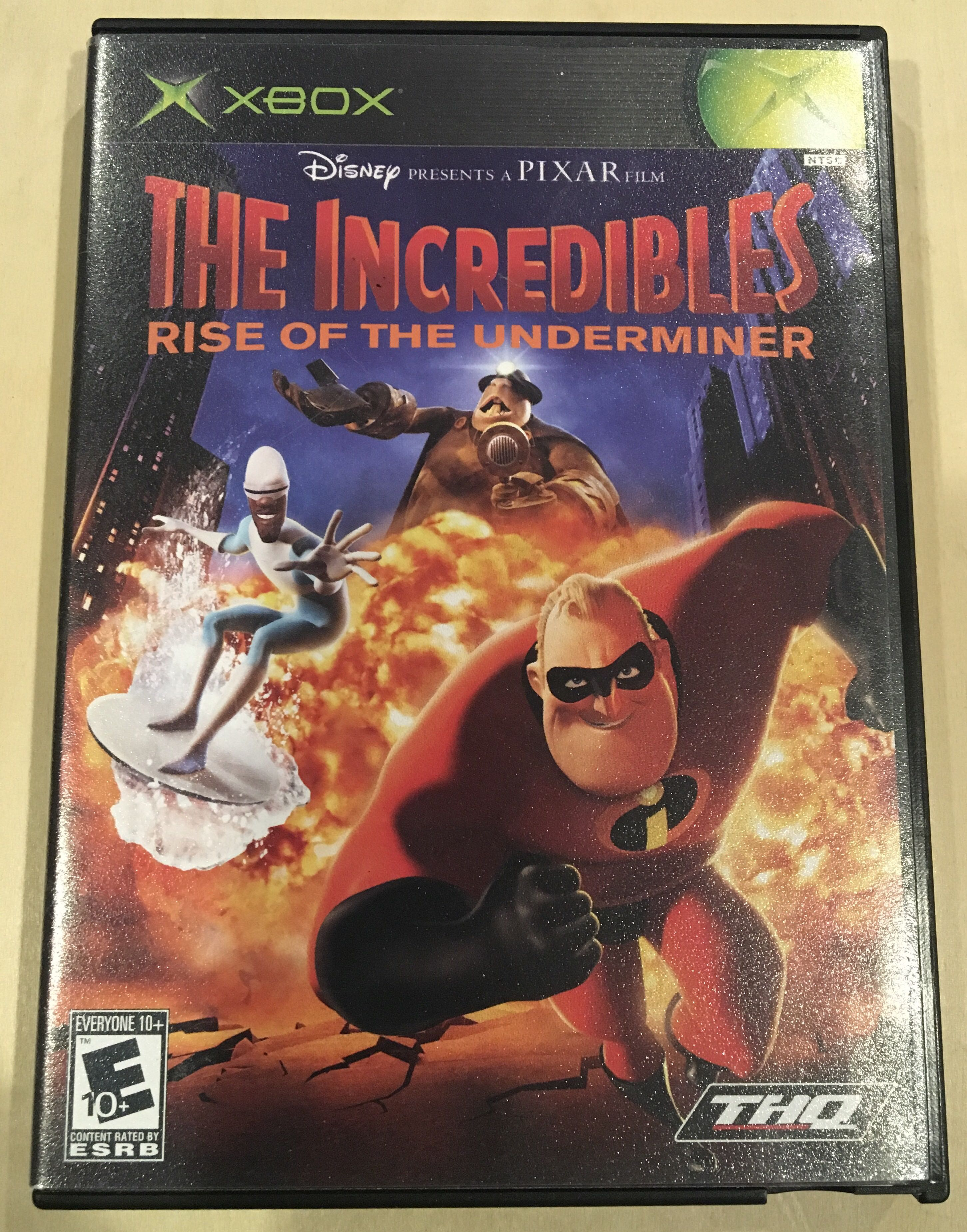 Xbox The Incredibles